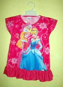 Grosir Baju Anak Kaos Barbie