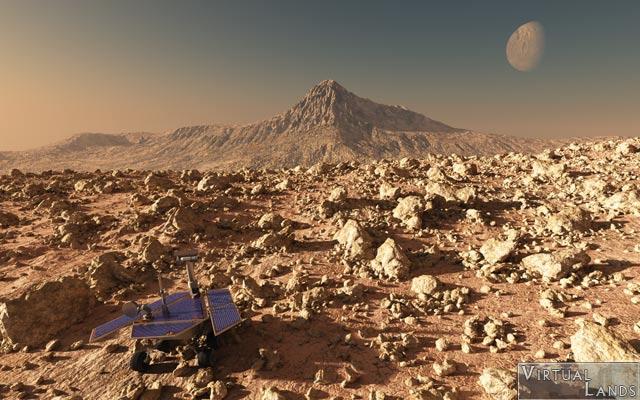 mars rovers expiditon - photo #25