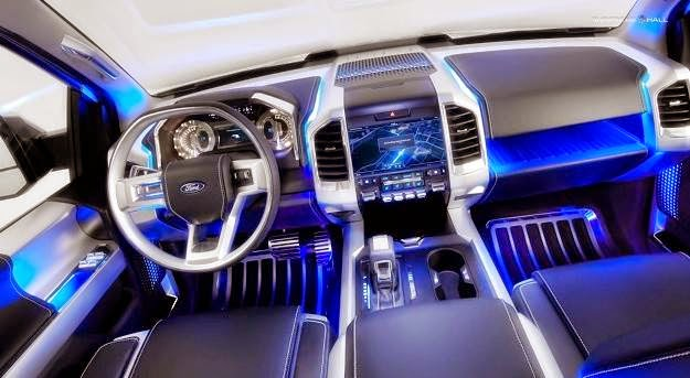 2015 Ford Atlas Truck