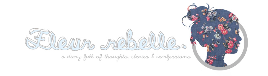 Fleur rebelle ✿☠