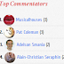 Top Commentators Widget with Avatars for Blogger