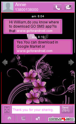 Theme Name : Gosmspro pinkflowers