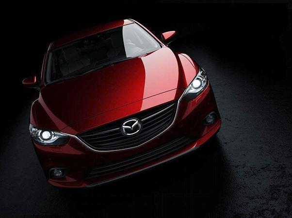 New Mazda6 2013
