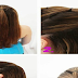 The Tiered Ponytail Hairstyle Tutorial For Gym