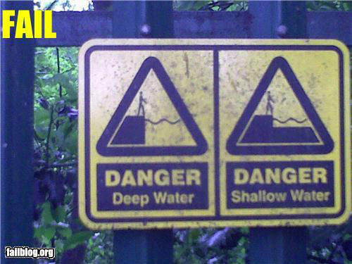6 Funny Signs That Will Make You Laugh!