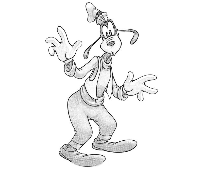 kingdom-hearts-goofy-characters-coloring-pages
