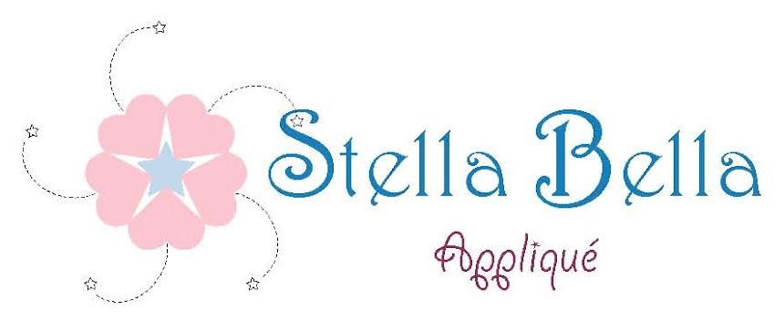 Stella Bella Appliqué