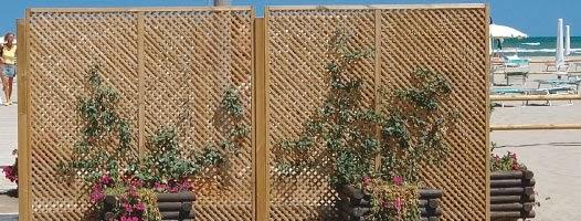 Divisori giardino ikea idee per la casa - Grigliati in legno ikea ...