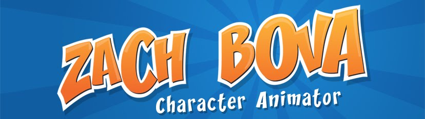 Zach Bova Character Animator