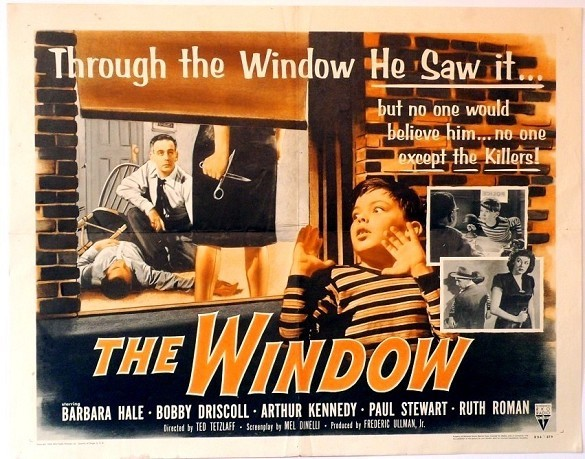 lauras miscellaneous musings tonights movie the window