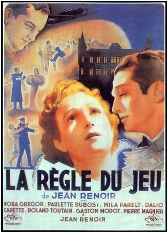 La regla del juego de Jean Renoir