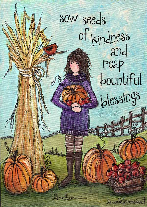 SOW SEEDS OF KINDNESS