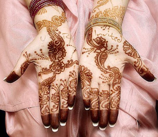 Beautiful Mehndi Design for Hand