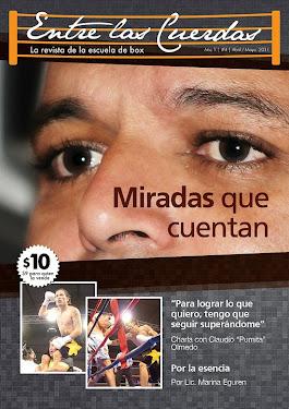 """4º número de la Revista """"Entre las Cuerdas"""""""