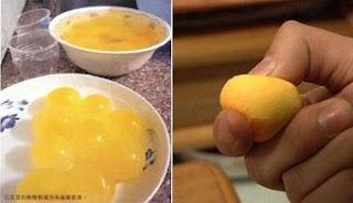 Фальшивый желток фото