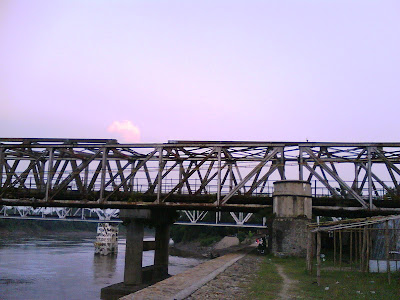 bridge still, Cepu Bridge, Bengawan Solo Bridge