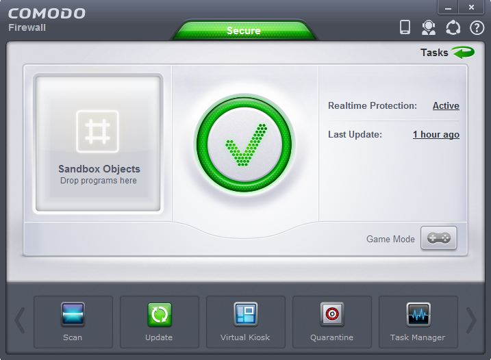 Comodo Firewall 2013 Download review