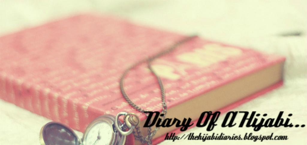 Diary Of A Hijabi