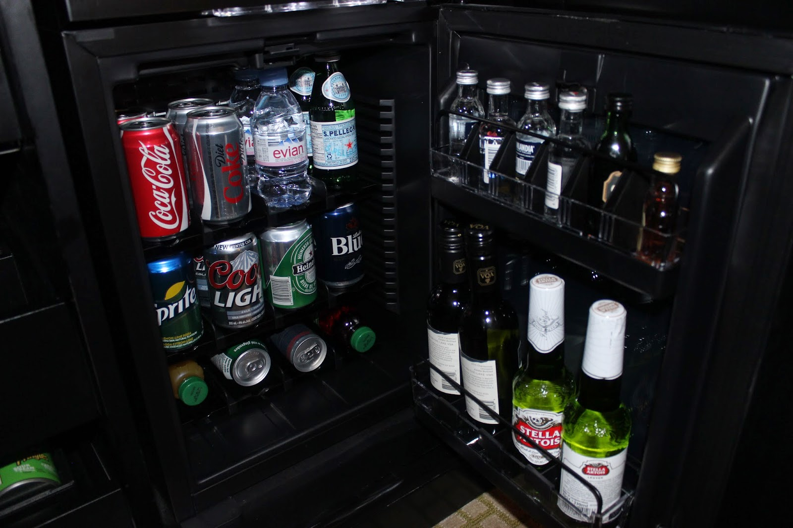 Fairmont Chateau Laurier Mini Fridge