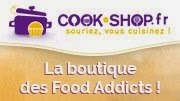Cook-Shop, la boutique des foodistas !!