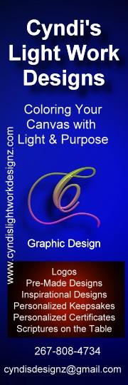 Cyndi's Light Work Design