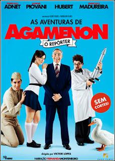As Aventuras de Agamenon, O Repórter Nacional 2012