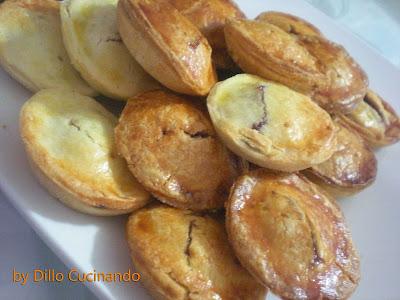 Biscotti con ricotta e marmellata di amarene