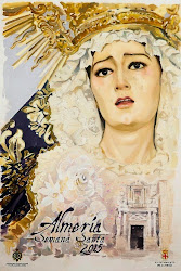 Cartel Semana Santa Almeria 2015