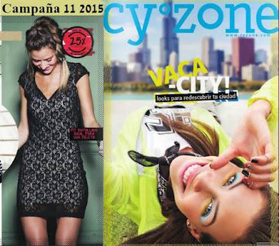 Cyzone Campaña 11 2015