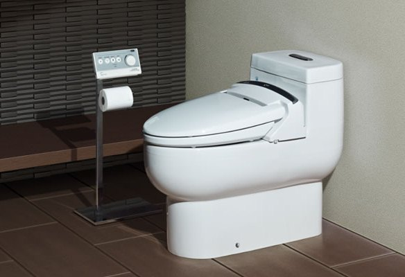 cool gadgets inax high tech toilets bathroom collection