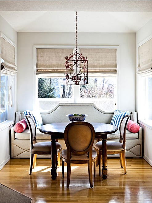lamb & blonde: A few beautiful dining rooms