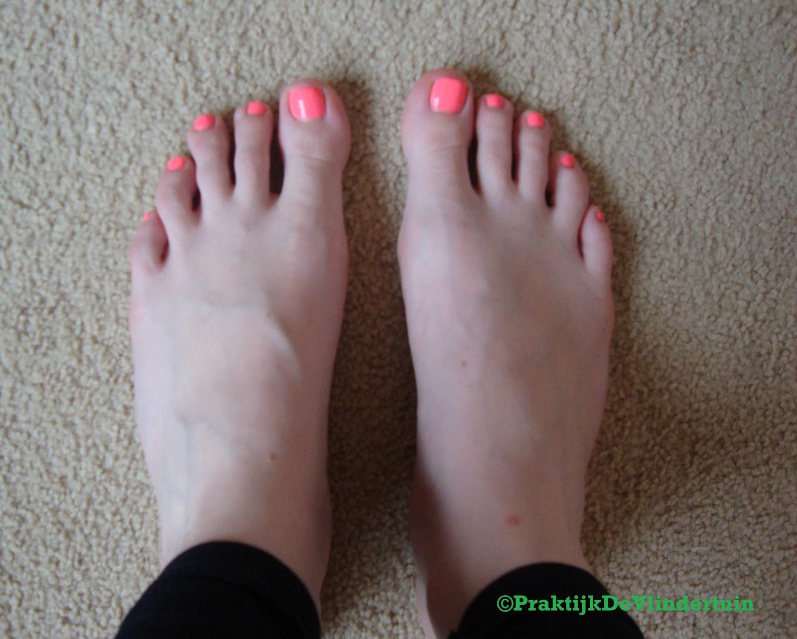 wat betekent lange tenen hebben