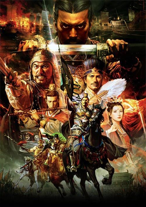 สามก๊ก13 (Romance Of Three Kingdom 13,S angokushi13, 三國志13)