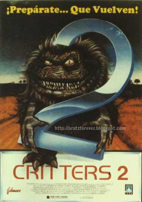 Critters 2, Mick Garris