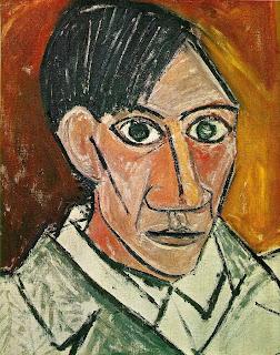 Autoritratto - Pablo Picasso