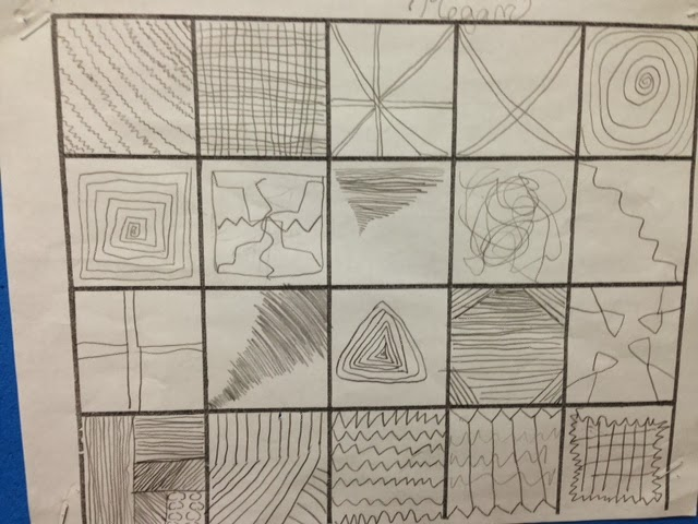 Different Types Of Lines In Art Drawing : Art as inquiry lessons in persistence the amaryllis a