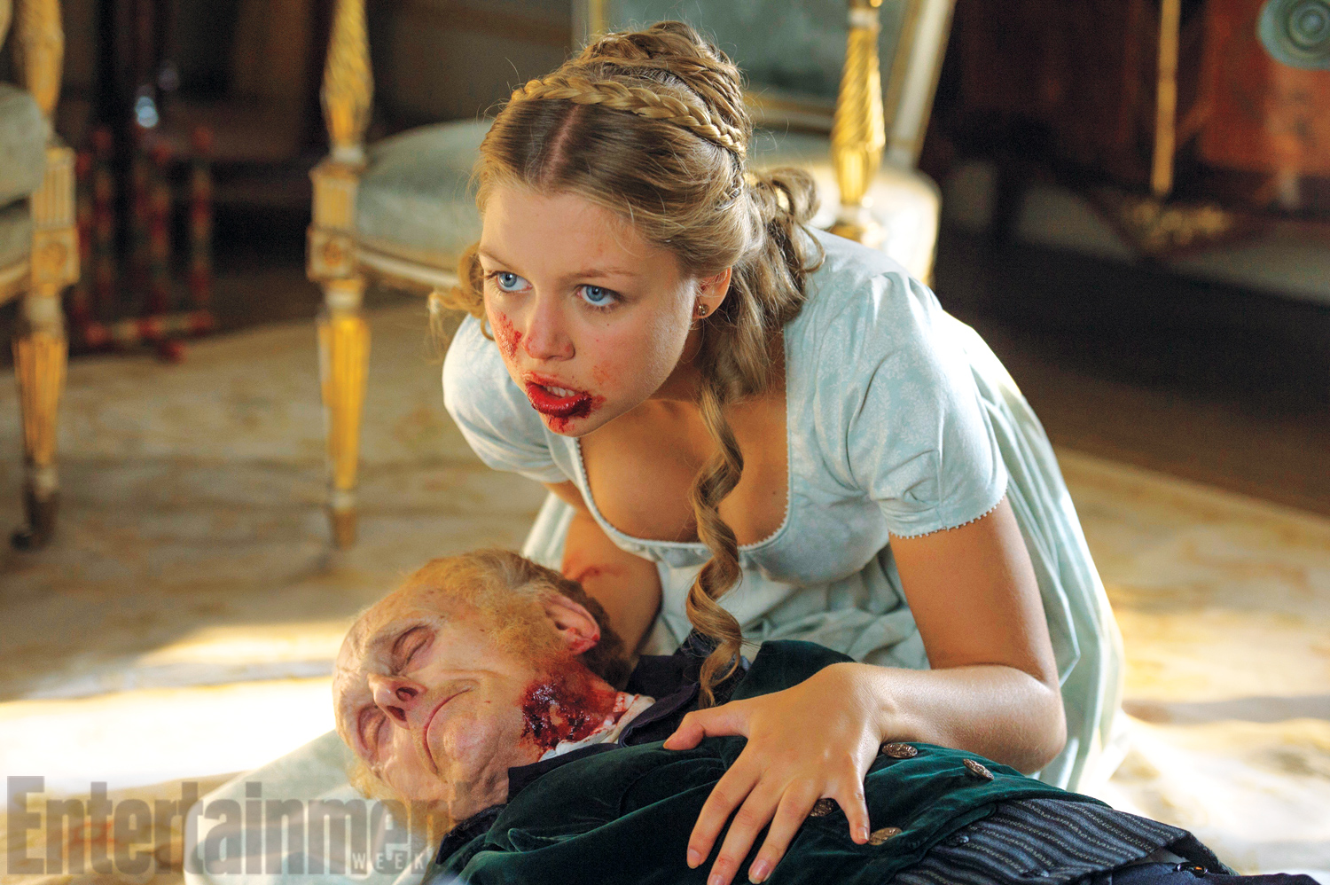 Pride and Prejudice and Zombies Photos still