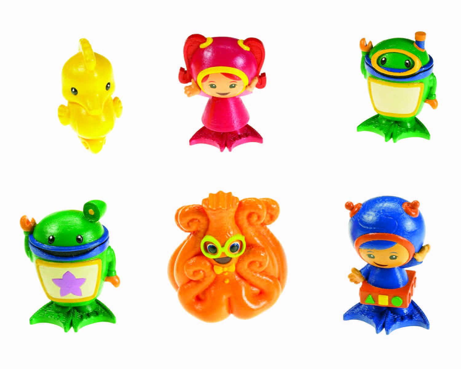 ... Bubble Guppies Bath Set By New Bubble Guppies And Team Umizoomi Spring  Toys Now Available ...