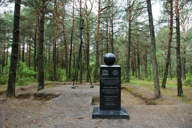 Struve Geodetic Arc Belarus