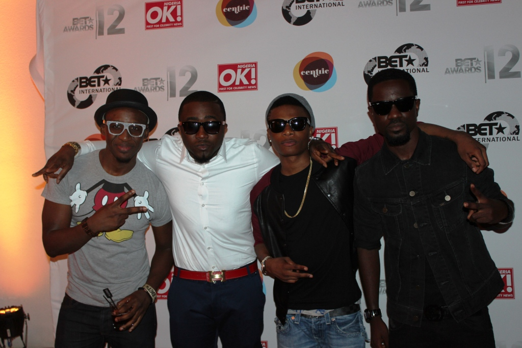 ice prince and wizkid - photo #21