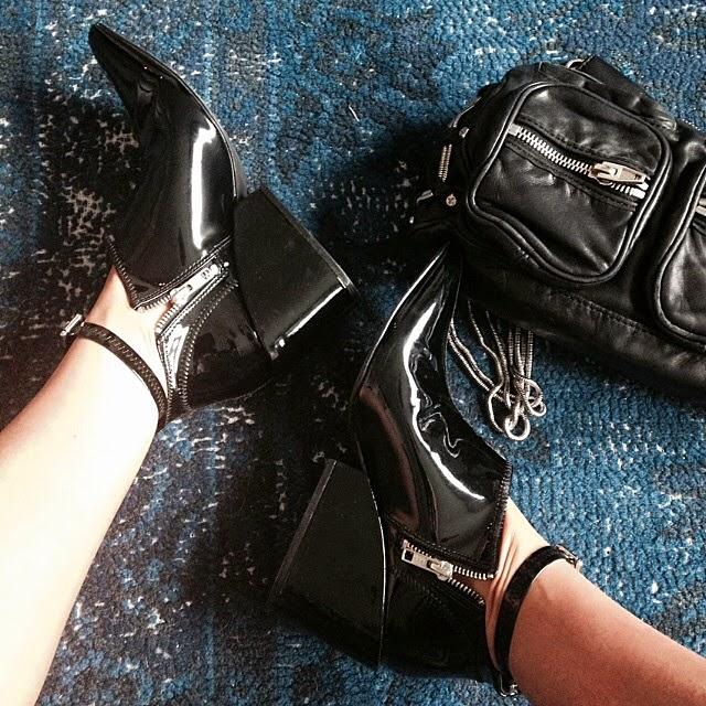 cheap monday shoes ootd alexander wang accessories