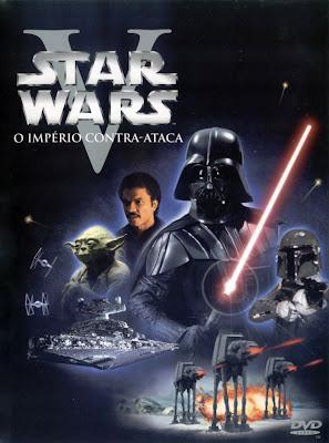 Star Wars: Episódio 5 - O Império Contra-Ataca - DVDRip Dual Áudio