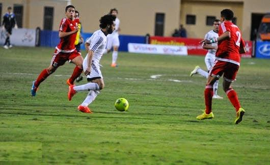بالفيديو - منتخب مصر يفوز بهدفين في غينيا الاستوائية