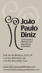 Alternativas Ambientais com João Paulo Diniz
