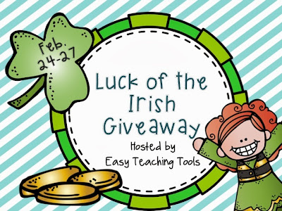 http://www.easyteachingtools.com/2014/02/luck-of-irish-march-giveaway-and-freebie.html
