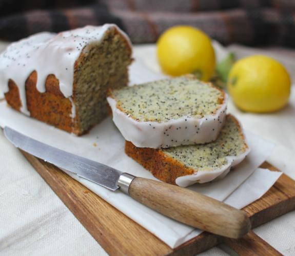 CUP OF JO: Lemon Poppy Seed Cake