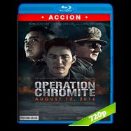Operación oculta (2016) BRRip 720p Audio Dual Latino-Coreano