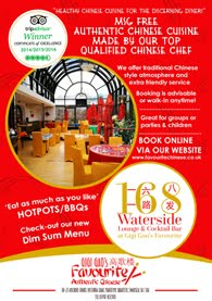 Gigi Gao's Favourite Authentic Chinese, Swansea Maritime Quarter