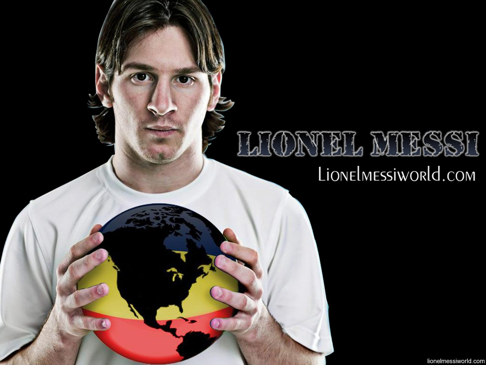 Lionel Messi - Wallpaper