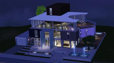 Modern House for Diva 13